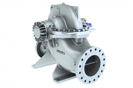 Sulzer SMD pumps are now optimised for municipal water applications