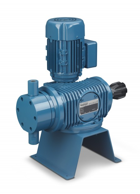 Viscous or shear-sensitive fluids are no challenge for Neptune's new MP7000 pump