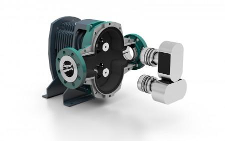 Netzsch Tornado T2 pumps use the FSIP concept