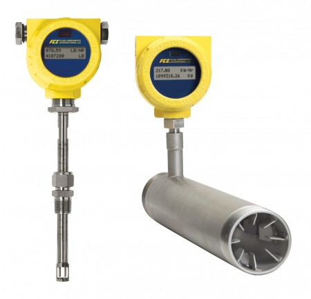 FCI's ST51A flowmeter excels in biogas applications
