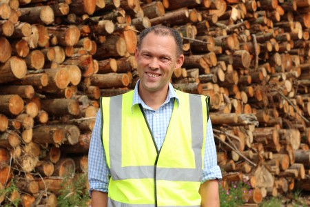 Forest Fuels MD Peter Solly