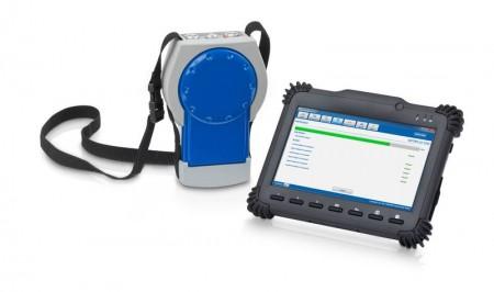Krohne Opticheck flowmeter verification tool