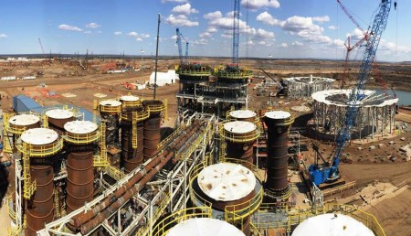 Suncor Forth Hills oil sands project in Canada is a long-time user of Rotork actuators