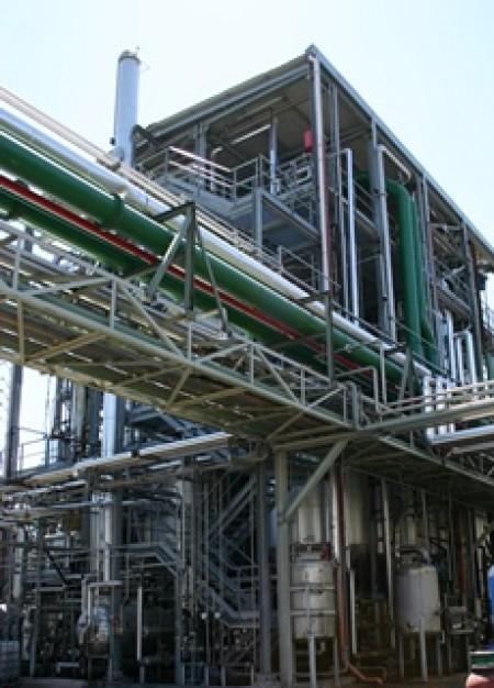 MAIRE TECNIMONT GROUP_Detail of DP-Lubrificanti second generation biodiesel plant