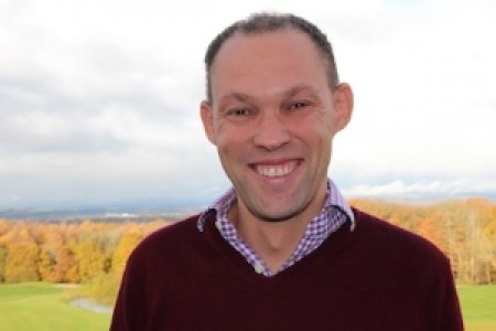 Peter Solly managing director of Forest Fuels