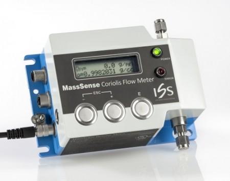 ISS MassSense LFM 5000 liquid flowmeter