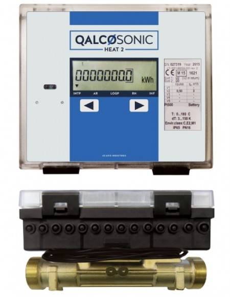 The new Qualcosonic meters are approved for RHI and billing