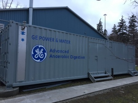 The pilot plant in Guelph is the first large-scale project funded by Canada's Advancing Water Technologies programme