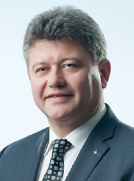 Remigijus Lapinskas, president of the World Bioenergy Association