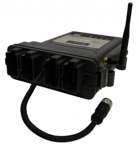 Divelbiss HEC-P6000 controller features impressive connectivity options