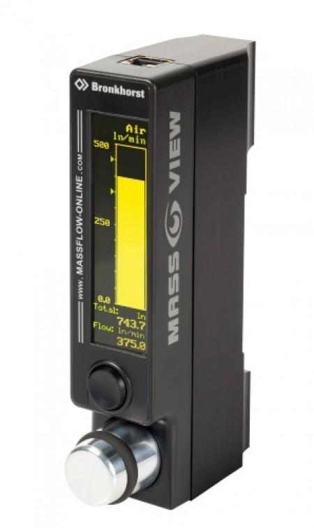 The MV-308 mass flow regulator