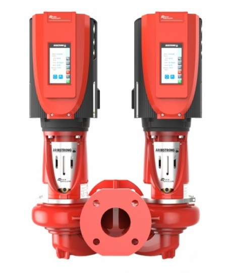 Armstrong's Tango pump line provides high efficiency