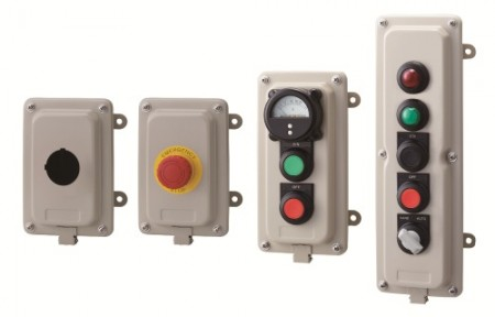 Idec EC2B Series control products are suitable for, among other, chemical, oil and gas, and wastewater industries