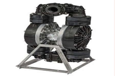TC-X500 series air operated double diaphragm pump