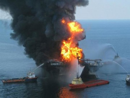 The first-ever comprehensive appraisal of the financial impact on natural resources impacted by the BP Deepwater Horizon oil spill found that it did $17.2 billion in damage. Photo courtesy of US Coast Guard