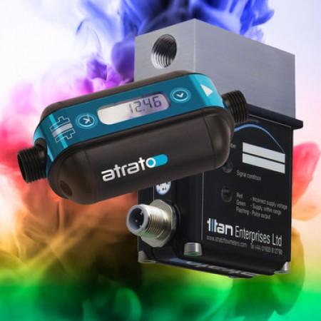 Titan Atrato flowmeter