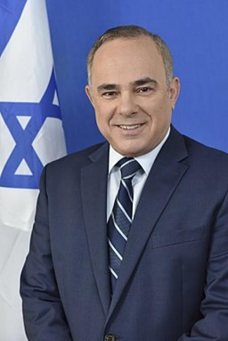 Yuval Steinitz, image courtesy of Shlomi Amsalem via Wikimedia Commons