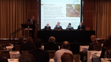 Biofuels International Conference question and answer panel