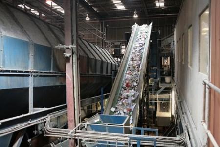 A Renewi municipal waste facility