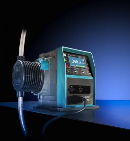 Qdos 20 pump, image courtesy of Watson-Marlow.