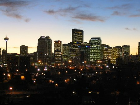 Calgary, where Hifi Engineering are based (via Wikimedia Commons, by Kevin Cappis).
