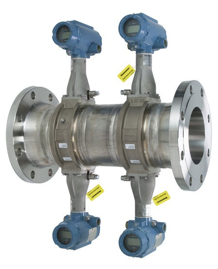 Rosemount 8800 Vortex Flow Meters (via Emerson).