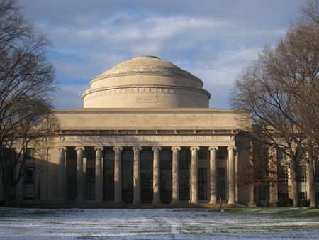 Great Dome at Massachusetts Institute of Technology (Wikimedia Commons/Daderot).