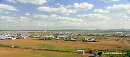 Kakuma Refugee Camp, By Mr.matija.kovac (Own work) [CC BY-SA 3.0 (https://creativecommons.org/licenses/by-sa/3.0) or GFDL (http://www.gnu.org/copyleft/fdl.html)], via Wikimedia Commons