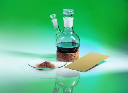 Lignin is a real alternative to fossil resources in the manufacture of primers and adhesives. Image credit: Fraunhofer IFAM