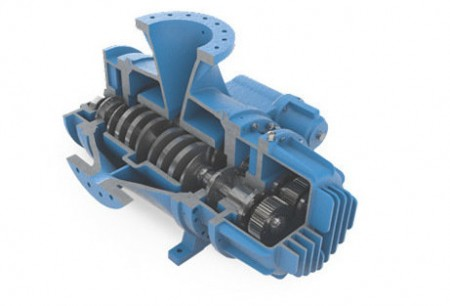 CIRCOR Pumping Technologies Houttuin TT two-screw pump (via CIRCOR).