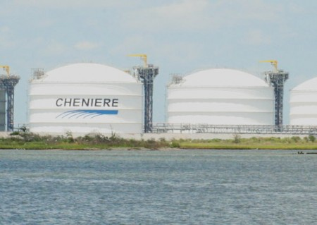 Cheniere Energy's Sabine Pass LNG facility(Flickr/Roy Luck).