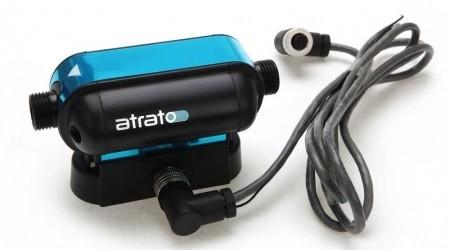 Titan Atrato Ultrasonic flowmeter (via Titan)