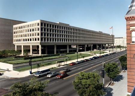 The Forrestal Building, United States Department of Energy headquarters (Wikimedia Commons/US Department of Energy)