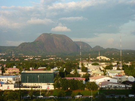Abuja, Nigeria (Flickr/Bryn Pinzgauer)
