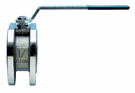 Valpres Wafer Pattern ball valve (via Bonomi)