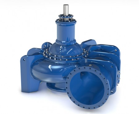 KSB has extended its range of large dry-installed waste water pumps (via KSB)