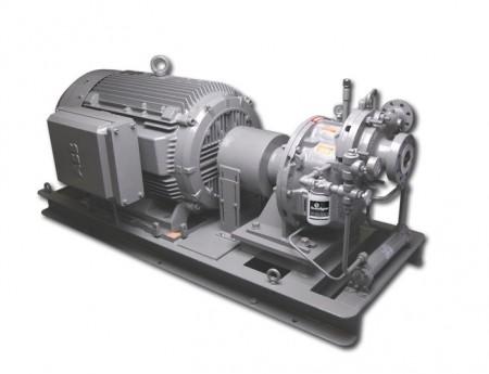 The Sunflo P-3400 industrial grade pump (via Sundyne)