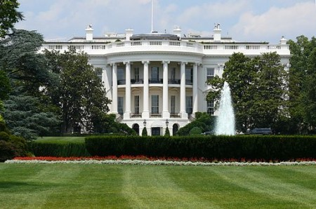 The White House in Washington, DC (Wikimedia Commons/Ad Meskens)
