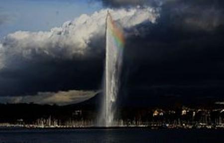 Jet d'eau. Image courtesy of Sindre Skrede via Wikimedia Commons