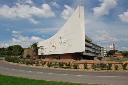 Administrative building University of Pretoria in South Africa (Wikimedia Commons/Mike-Prins)