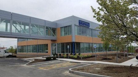 Krohne's Beverly, MA facility. Image courtesy of Krohne