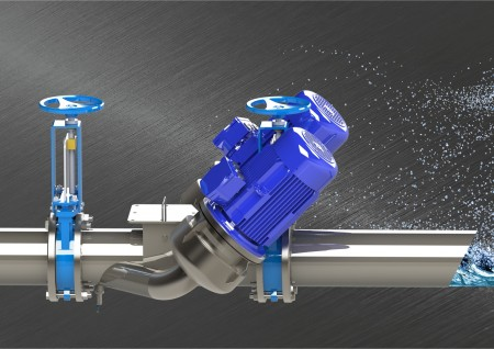 The DIP Booster. Image courtesy of SIDE Industrie
