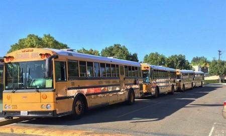 VUSD Bus. Image courtesy of Neste