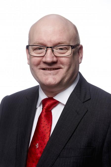 BAMA chairman Tony Brealey