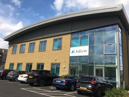 AxFlow's new UK headquarters in Slough