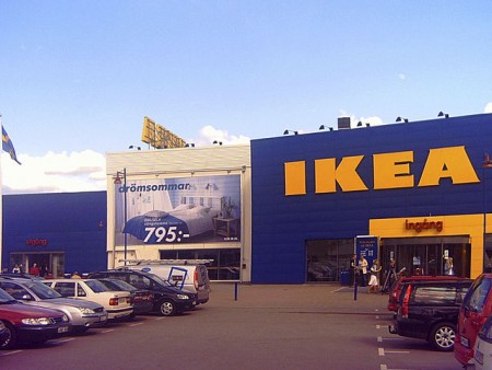 Ikea invests in biofuels for shipping vessel programme
