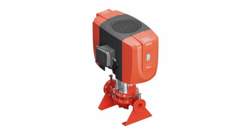 Armstrong unveils self-regulating variable speed fire pump