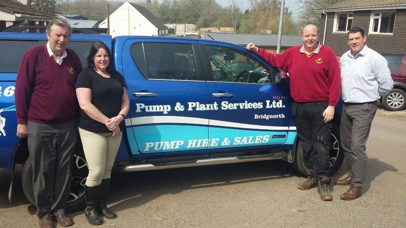 Pump & Plant Services with Atlas Copco's Stuart McConaghy